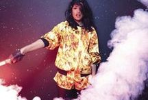THE AMAZING M.I.A. / by Sarah Stefek