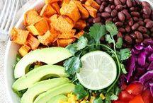 Fresh & Healthy Recipes / by Christine Heisler