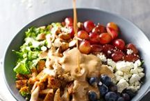 Soups/Sandwiches/Salads / by Christine Heisler