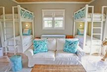 Bunk Rooms / by House of Turquoise