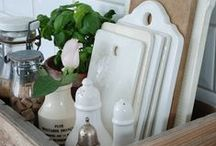 Organizing & Cleaning the home / by Christine Heisler
