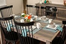 Dining Room / DIY Project Ideas, Plans & Tutorials for the Dining Room / by Kreg