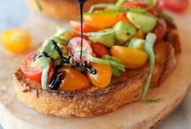 Recipes: Appies / For the imaginary fancy parties we don't throw... / by Jenna Kane