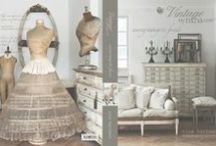 French and Swedish antique decor / by Randee Euliss