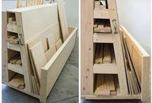 Garage/Workshop / DIY Project Ideas, Plans & Tutorials for the Garage and/or Workshop / by Kreg