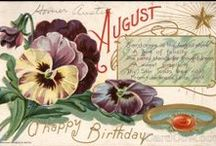 August - Peridot & Sardonyx Stone (Cameo) / The stones of August, my birth month / by Juanita Riggle