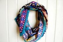 Fashion: scarves / by Jenna Kane