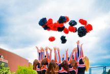 Cheer / by Ashli Hutchings