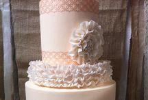 Baking: Cake Decorating / What? Like it's hard?? Lol ;) / by Jenna Kane