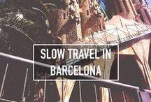 Travel in Spain, Barcelona