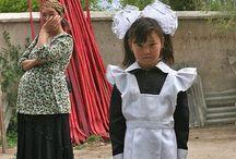 Travel in Kyrgyzstan