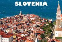Travel in Slovenia