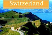 Travel in Switzerland