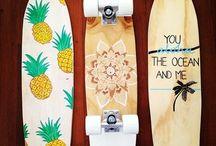 Longboards~sk8boards / by Ashli Hutchings