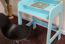 Home Office / DIY Project Ideas, Plans & Tutorials for the Home Office / by Kreg