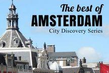 Travel in Netherland, Amsterdam