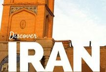 Travel in Iran