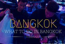 Travel in Thailand, Bangkok