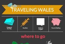 Travel in Great Britain, Wales