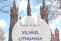 Travel in Lithuania