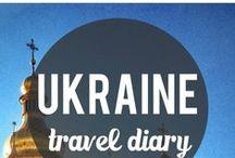 Travel in Ukraine