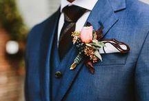 noivos / tudo para seu noivo: vestuário, lapela, acessórios, etc.