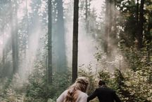 Nature bride - For bohemian and vintage brides and weddings / Nature weddings and nature brides