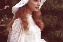 Real vintage bride and wedding inspiration / Real vintage brides and weddings