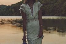 Summer bride - For bohemian and vintage brides and weddings / Bohemian summer brides and summer weddings
