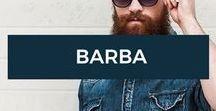 Barba / Fotos de inspiração de barba para usar.