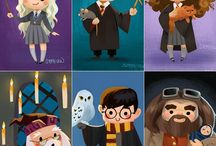 Harry Potter : Character