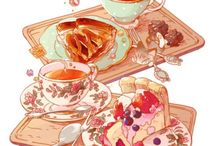 Illustration : Food & Beverage