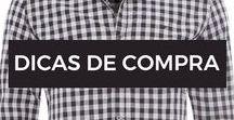 Dicas de Compra / Quer ficar mais estiloso? Veja sugestões de roupas e acessórios masculinos para comprar.