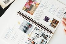 Bullet Journal / Favourite bullet journal pages online ♡