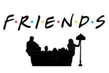 Friends / Bästa serien!