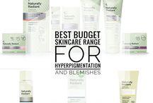 Best Budget Skincare Range For Hyperpigmentation, Scars, Fine Lines and Wrinkles / Superdrug Naturally Radiant