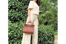 Bags leather / Bolsos de cuero
