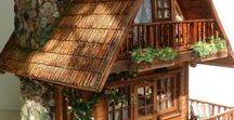 minyatür evler / HUZUR SOKAĞI - Minyatür Evler