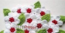çiçek ,gül yapılışları ve renkli danteller / HUZUR SOKAĞI (Yaşamaya Değer Hobiler)