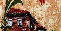 Ebru Sanatı / HUZUR SOKAĞI (Yaşamaya Değer Hobiler)
