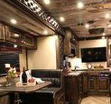 NFR 2017 / Outlaw Conversions custom living quarters, horse trailer premier interiors. outlawconversions.com