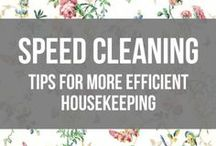 Homemaking tips, Organization & Cleaning ideas for the home / Inspiration, motivation and housekeeping tips,  organization & cleaning ideas about how to keep a clean and tidy home, even when you don't feel like it.