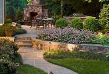 Garden Ideas / How to make your garden beautiful.
