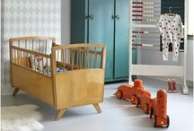 KIDDOS & SMALLFRIES / Bedroom inspiration, toys, games and all things for the wee ones / by Brian | TwoPlease