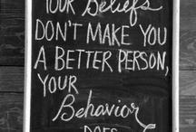Words of Wisdom / by Lynn Drimak