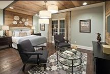 Charming Bedrooms / Bedrooms are not just a place for rest. A well designed bedroom is inspired by rich textures that are inviting and comforting.  / by Mary Cook Associates