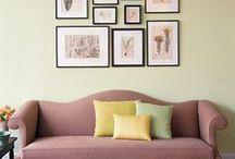 Accent Ideas / Accent pieces create charm, convey sophistication and define motif.