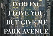New York, I love you / by Amanda D.
