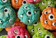 Cookie Monster / by Lynn Drimak