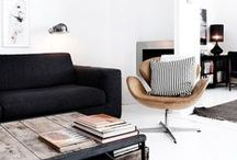 Furniture Design / Inspiration board for Furnitex - bringing the furniture industry together.